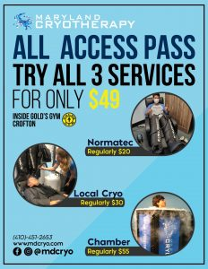 MD Cryo All Access Pass